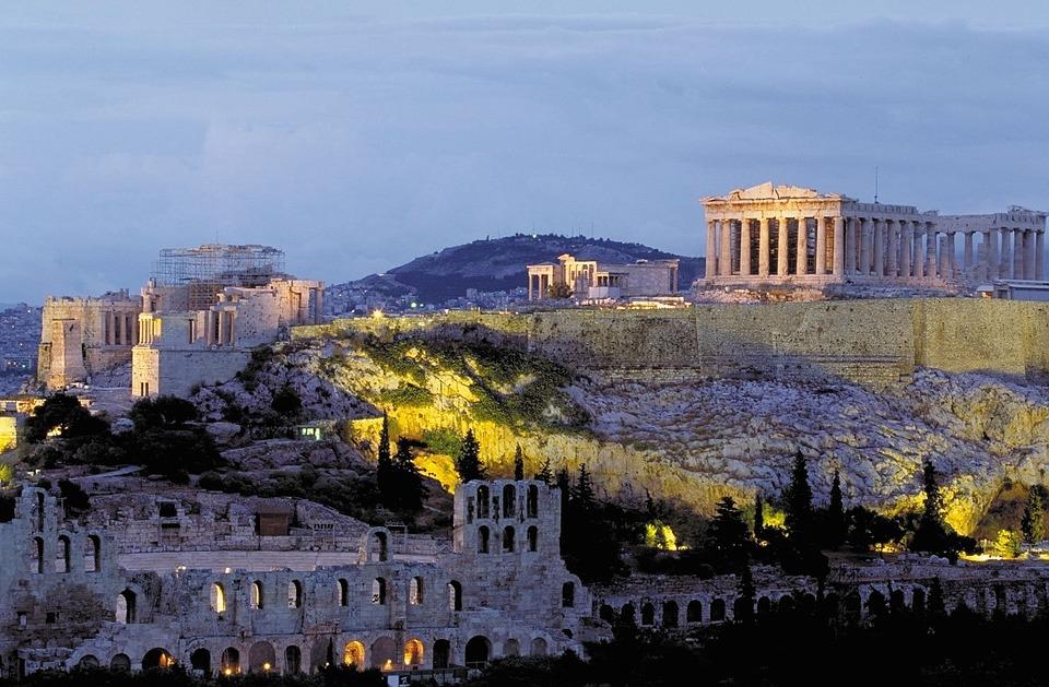 Week end dernière minute Grèce