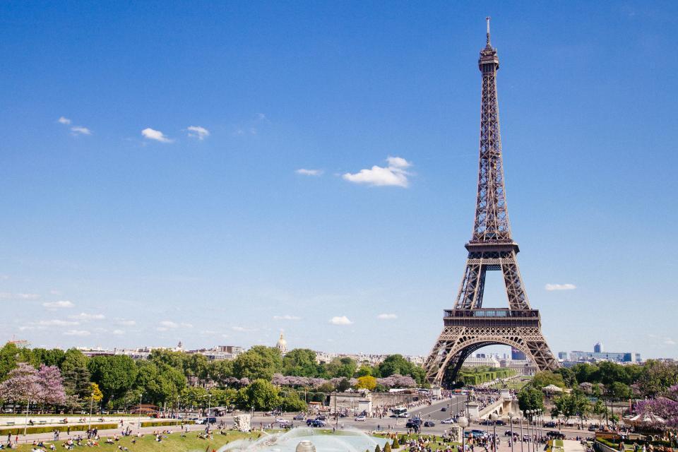 Week end en amoureux à Paris